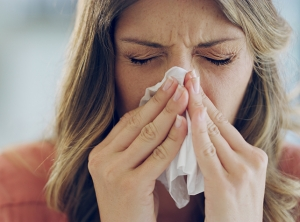 Allergies or coronavirus?