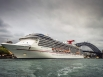Gastro bug on cruise ship docked in Sydney