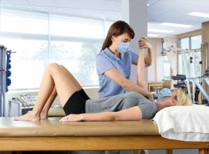 Physiotherapists focus on respiratory illness