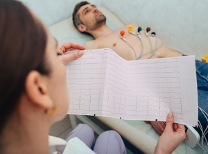 Government restricting Medicare funds for ECGs