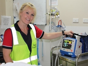 60 Seconds with a Flight Nurse