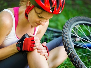 What dictates how much pain you feel after injury?