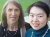 APDs Jan Plain and Dr Nerissa Soh