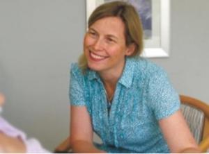HammondCare's Dr Josephine Clayton