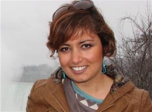 La Trobe University researcher Dr Leila Karimi