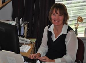 Midwifery advisor Lesley Dixon