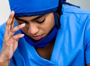 Managing stress in nursing