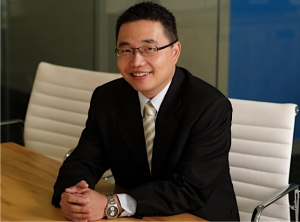 GP and HealthEngine CEO Dr Marcus Tan