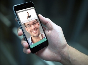 The Physitrack app