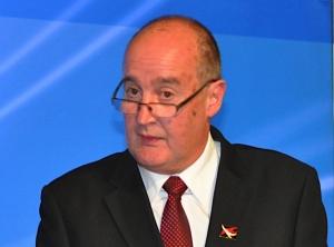 SARRAH CEO Rod Wellington