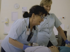 Helping rural hospitals overcome staff shortages t