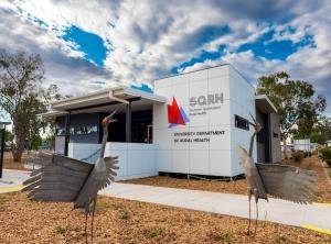 Innovative training facility boosts rural health i