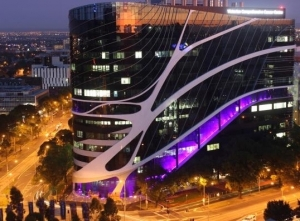 The Victorian Comprehensive Cancer Centre (VCCC)