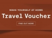 Travel vouchers for Tasmanians