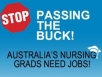 Who should fix the grad nursing crisis?