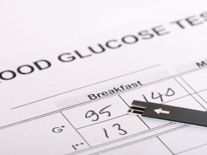 Print-at-home glucose tests for diabetics