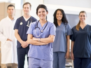How many nurses are there in Australia?