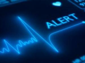 Implanted sensor tracks heart patient