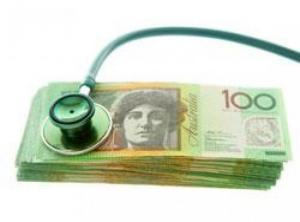 Health spending growth slowest in decades