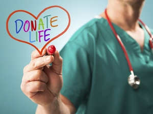 Organ donor registration goes online