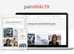 The painHealth website