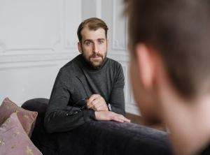 Let's rethink courage to improve men's mental heal