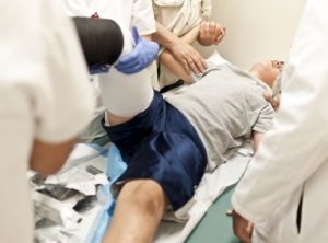 Physiotherapist misdiagnosis non-existent in emerg
