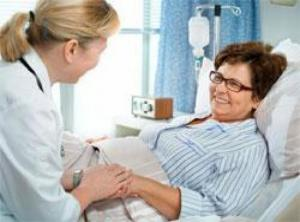 Experiences of person-centred care - patients� per