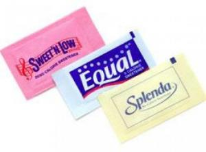 Artificial sweeteners may cause diabetes