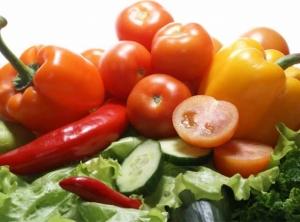 Meat-free diet 'reduces bowel risk'