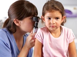 Nasal balloon can help treat glue ear