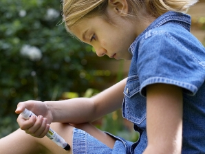 Hike in allergy reactions for kids, 5-14