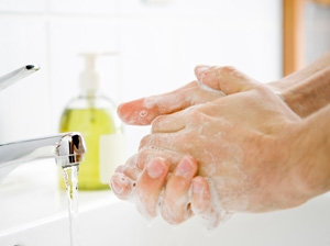 Antibacterial soap no real threat to germs