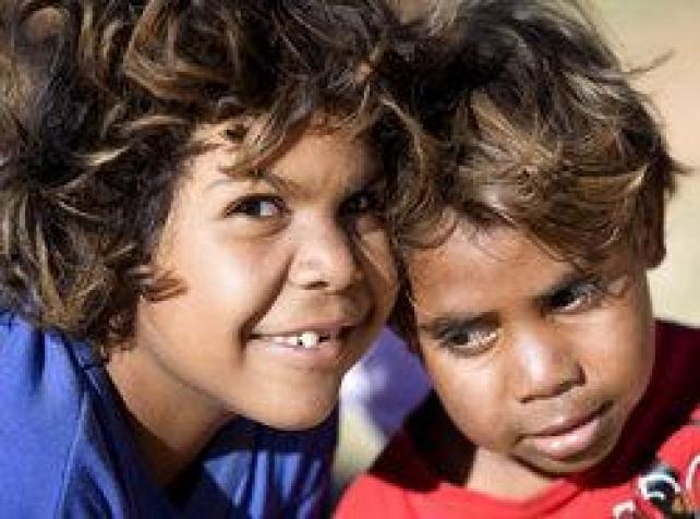 aboriginal skin sores